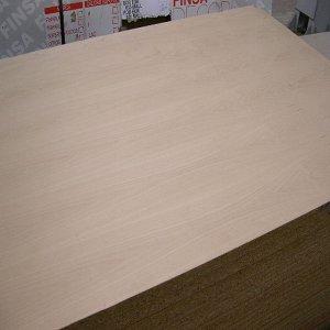 ДСП 16 мм, 2800х1032, бук 1 ст/без покрытия