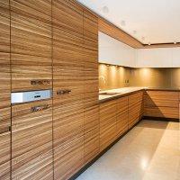 Стеновые панели натуральный шпон