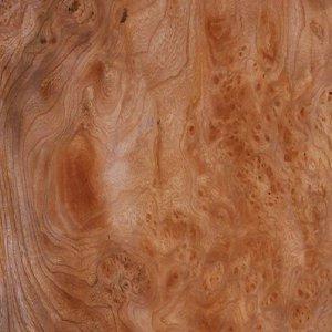 Натуральный шпон Ильм корень (Elm Burl)