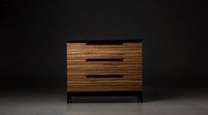 Мебель из натурального шпона