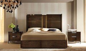 Кровати из шпона в Екатеринбурге