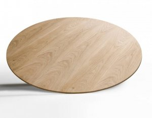 Столешница шпон, D600*25, кр 03-106